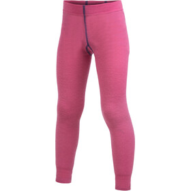 Woolpower 200 Long Johns Kinder sea star rose